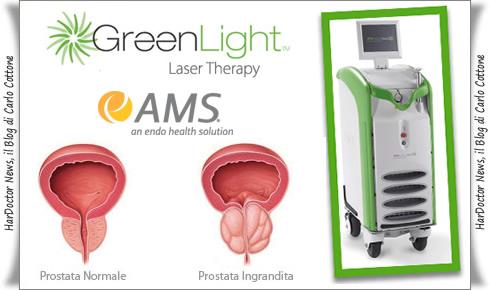 intervento asportazione prostata con laser greenlight 3