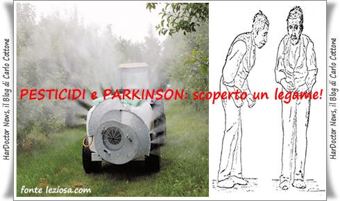 Pesticidi e Parkinson