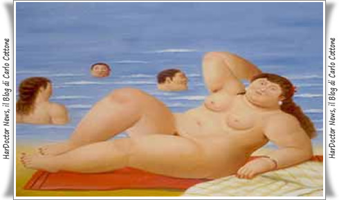 Obesità donna
