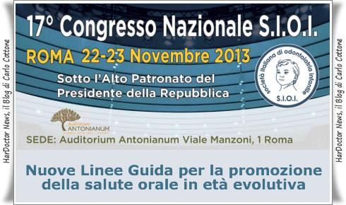 Congresso Nazionale SIOI 2013