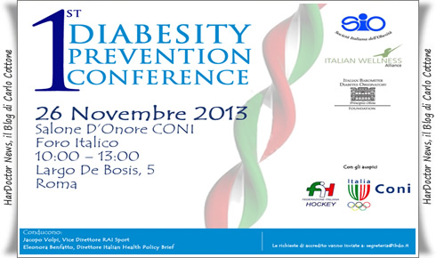 Diabesity prevention conference