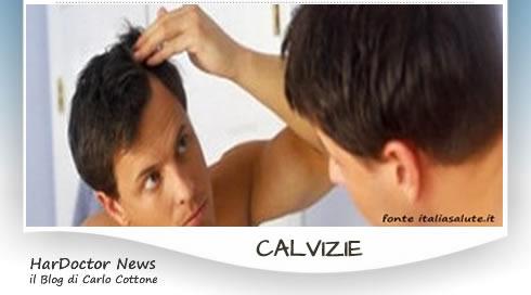 La maschera più efficace da una perdita di capelli grave