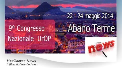 congresso nazionale urologi ospedalieri