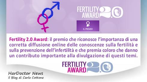 Fertility 2.0 Award