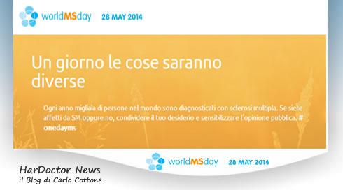Giornata Mondiale della Sclerosi Multipla 2014
