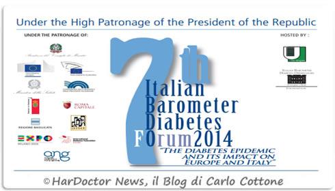 7th Italian Barometer Diabetes Forum