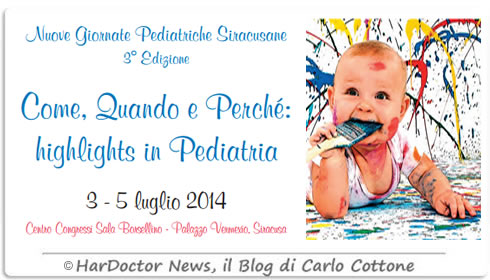 giornate pediatriche siracusane 2014