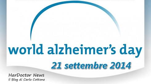 Giornata Mondiale Alzheimer 2014