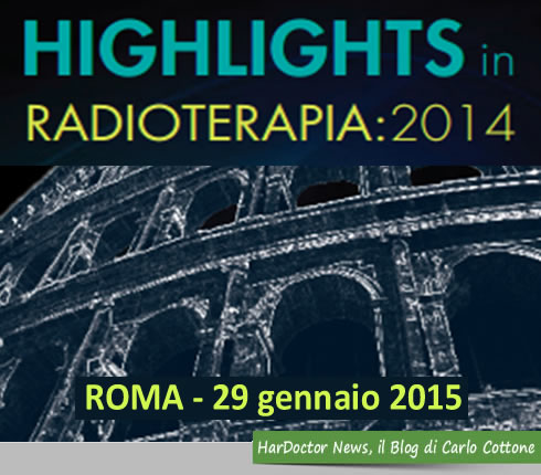 Highlights in radioterapia 2014