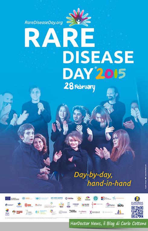 Giornata mondiale delle malattie rare 2015