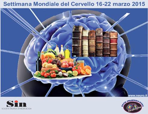 settimana mondiale del cervello 2015