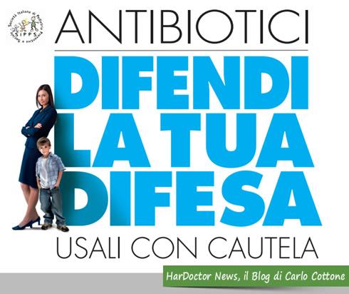 uso consapevole degli antibiotici