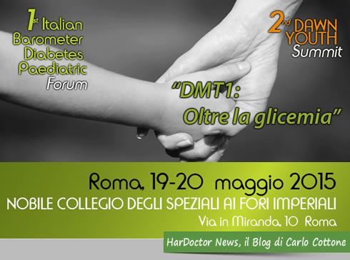 Italian Barometer Diabetes Pediatric Forum