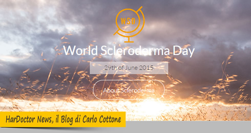 World Scleroderma day 2015