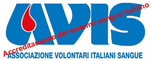 Accreditamento del sistema sangue italiano
