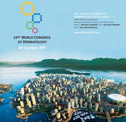 Congresso Mondiale di Dermatologia 2015