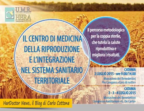 Il centro di medicina della riproduzione e l'integrazione nel sistema sanitario territoriale