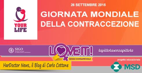 Giornata Mondiale della Contraccezione 2015