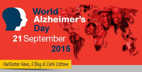 Giornata mondiale dell'Alzheimer 2015