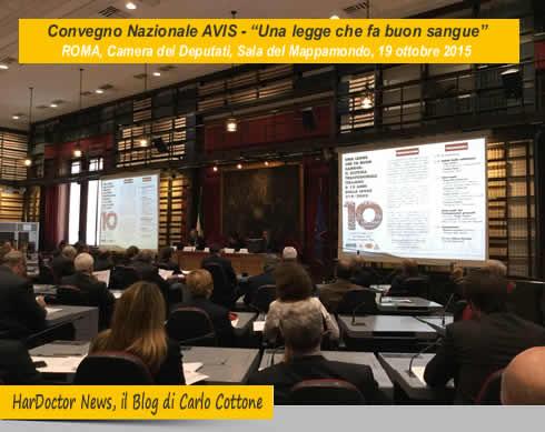 Convegno Nazionale AVIS 2015