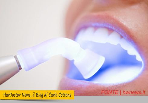 Sbiancamento dentario