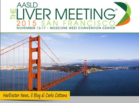 Meeting annuale AASLD 2015