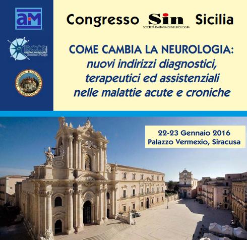 Congresso SIN Sicilia 2016