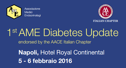 1° AME Diabetes Update
