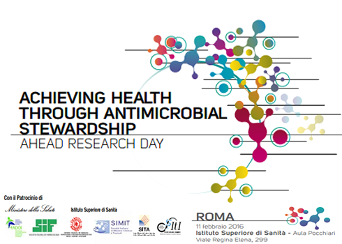 Achieving health through antimicrobial stewardship - AHEAD Research Day