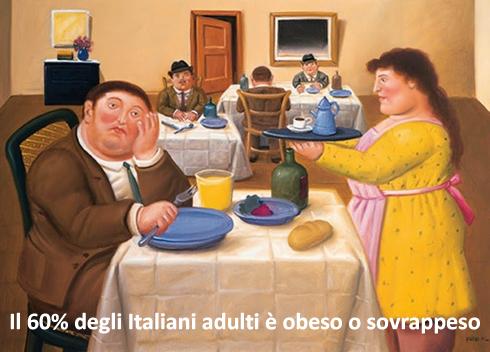 Obesità Italia