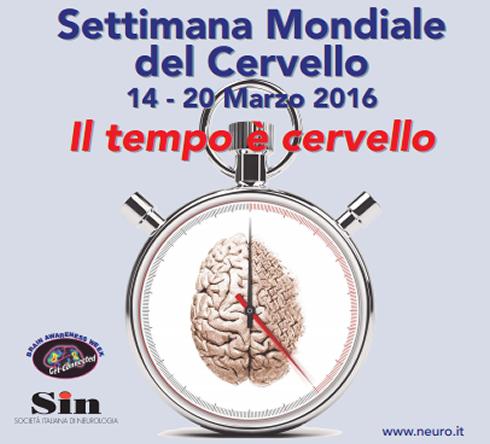 Settimana Mondiale del Cervello 2016