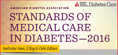 Standards of Medical Care in Diabetes 2016