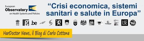 Crisi economica, sistemi sanitari e salute in Europa