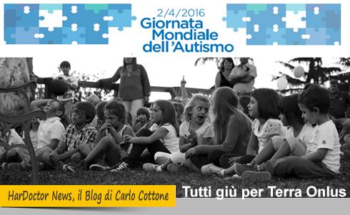 Giornata Mondiale dell'Autismo 2016