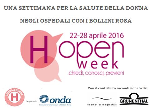 (H)Open Week 2016