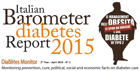 ITALIAN BAROMETER DIABETES REPORT 2015