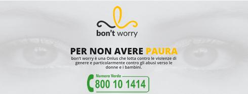 bon't worry Onlus