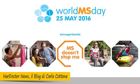 Giornata Mondiale della Sclerosi Multipla 2016