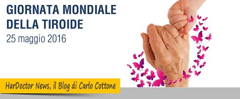 Giornata Mondiale della Tiroide 2016