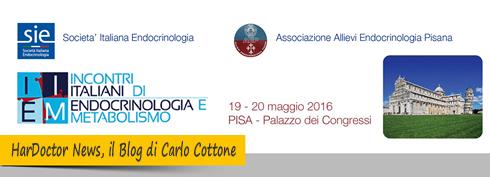 Incontri Italiani di Endocrinologia e Metabolismo 2016