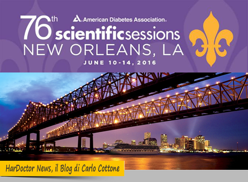 American Diabetes Association - New Orleans 2016