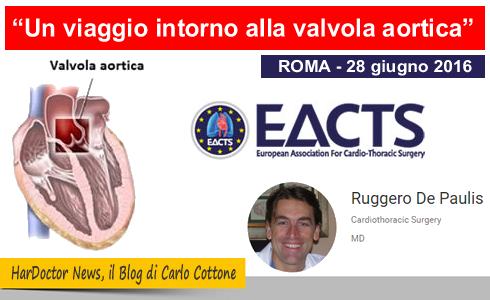 Un viaggio intorno alla valvola aortica - Ruggero De Paulis