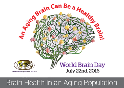 WORLD BRAIN DAY 2016