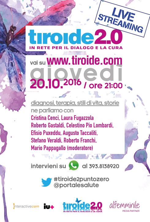 TIROIDE 2.0: in rete per il dialogo e la cura