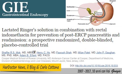 pancreatite-post-ercp-meno-frequente-con-ringer-lattato-ed-indometacina