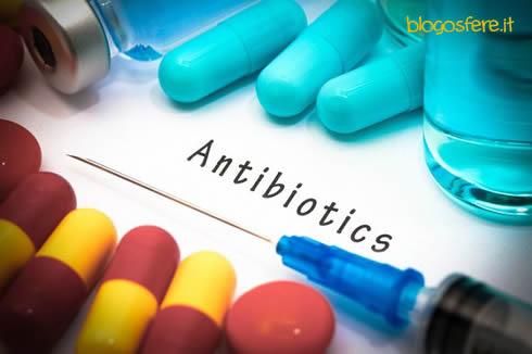 Profilassi antibiotica SI, profilassi antibiotica NO