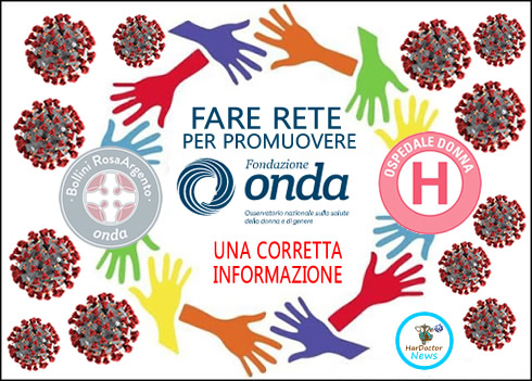 Emergenza Coronavirus: da Fondazione ONDA un'alleanza virtuale per promuovere una corretta informazione