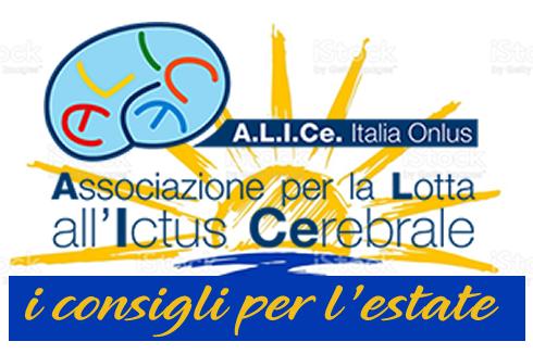 A.L.I.Ce. ITALIA: i consigli per l'estate