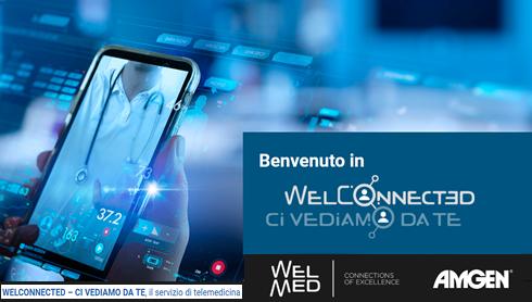 'Ci vediamo da te', visite e consulti online con l'innovativo piattaforma di telemedicina per i pazienti con malattie infiammatorie croniche