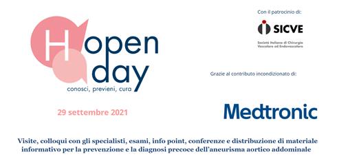 Aneurisma aortico addominale: Fondazione Onda organizza il primo (H)-Open Day negli ospedali con i Bollini Rosa